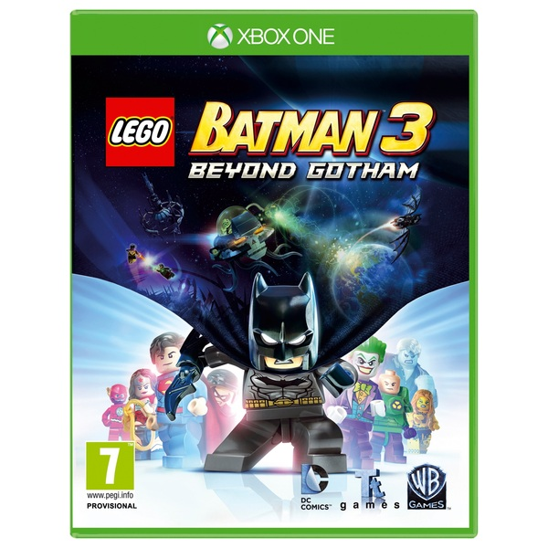 Lego Games For Xbox 1 : Lego batman™ beyond gotham xbox one games uk