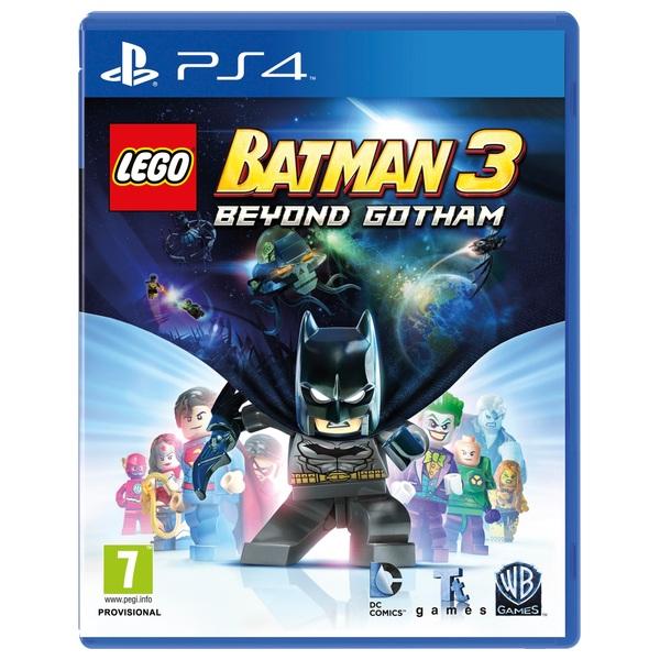 LEGO Batman™ 3: Beyond Gotham PS4
