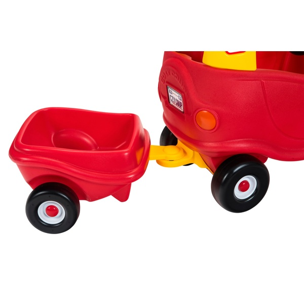 Little Tikes Cozy Coupe Trailer Ride Ons Uk