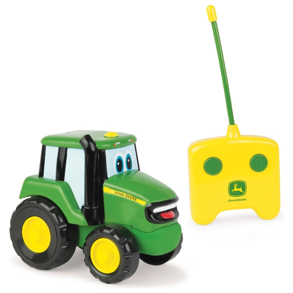 My First John Deere Remote Controlled Johnny Tractor