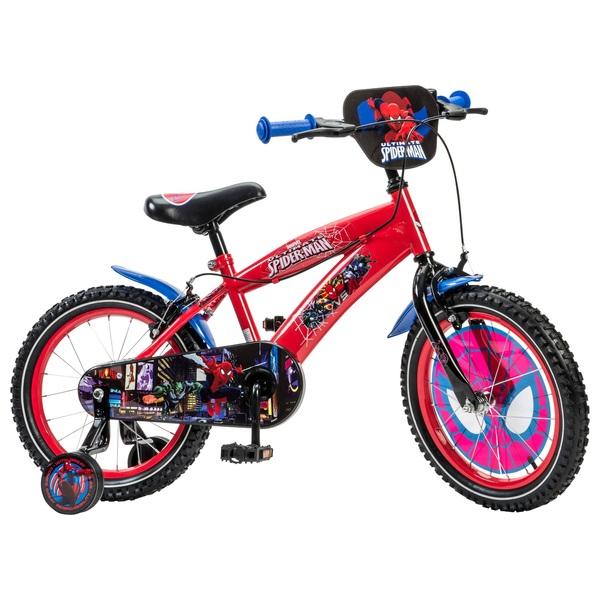 16 Inch Ultimate Spider-Man Bike