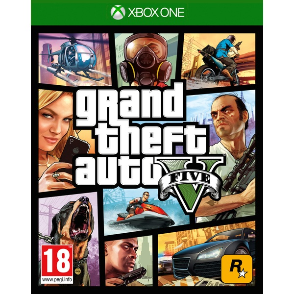 grand theft auto v xbox one xbox one games uk. Black Bedroom Furniture Sets. Home Design Ideas