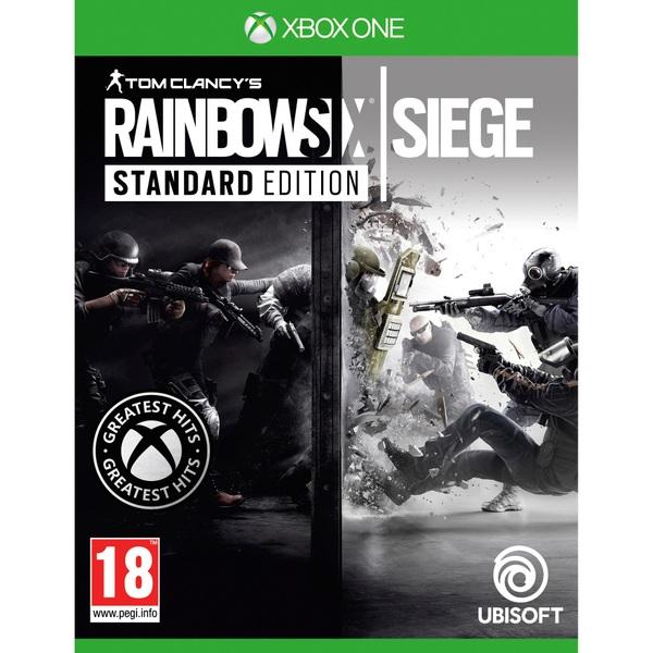 Tom Clancy's Rainbow Six Siege Xbox One - Xbox One Games Ireland
