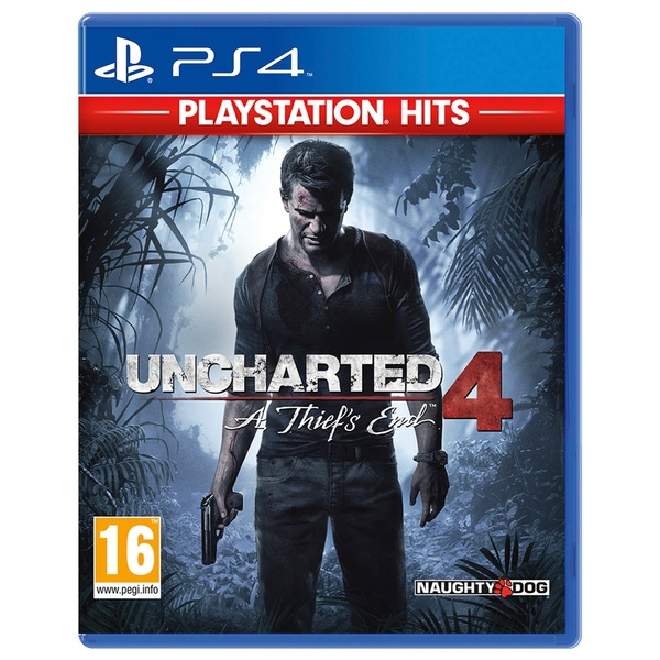 Uncharted 4 Ps4 Smyths Toys