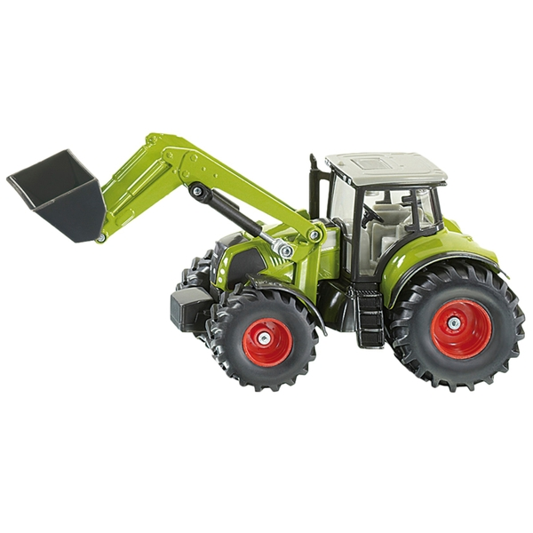 Siku 1:50 Claas Axion 850 Tractor with Front Loader