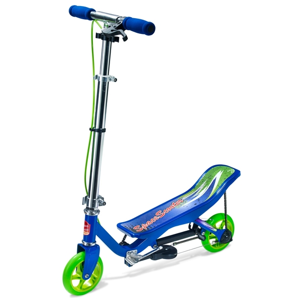 Space Scooter X360 Junior Blue
