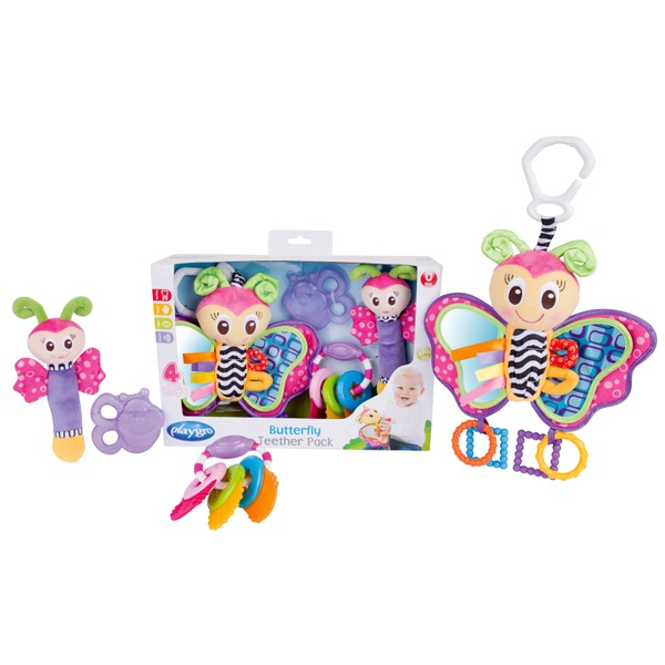 Playgro Butterfly Keys Gift Pack