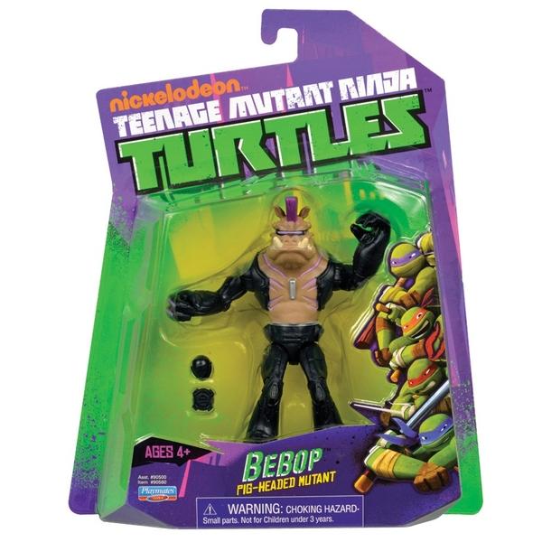 Teenage Mutant Ninja Turtles Action Figure Bebop