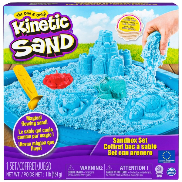 Kinetic Sandcastle Set - Assortment