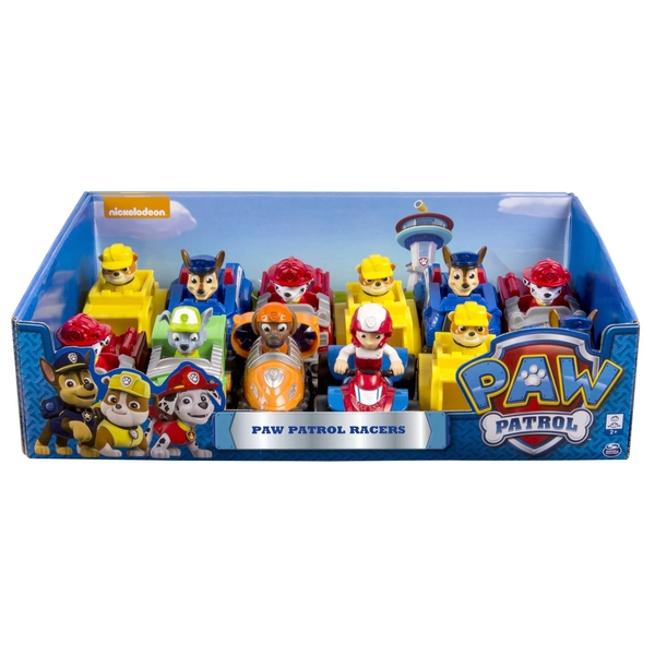 Paw Patrol Racers - Assortment