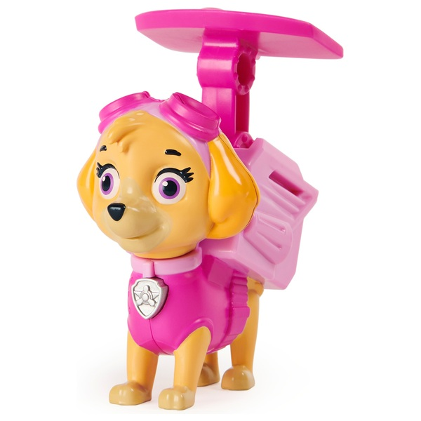 PAW Patrol Action Pack Pup Collectible Figure with Sounds ...