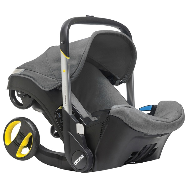 Cuddleco Doona Group 0 Car Seat Storm Grey