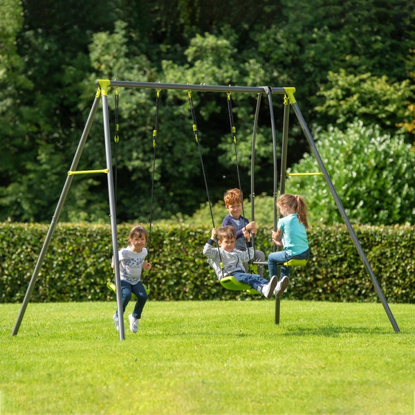 Swings Slides Garden Swing Seats Swing And Slide Sets Smyths