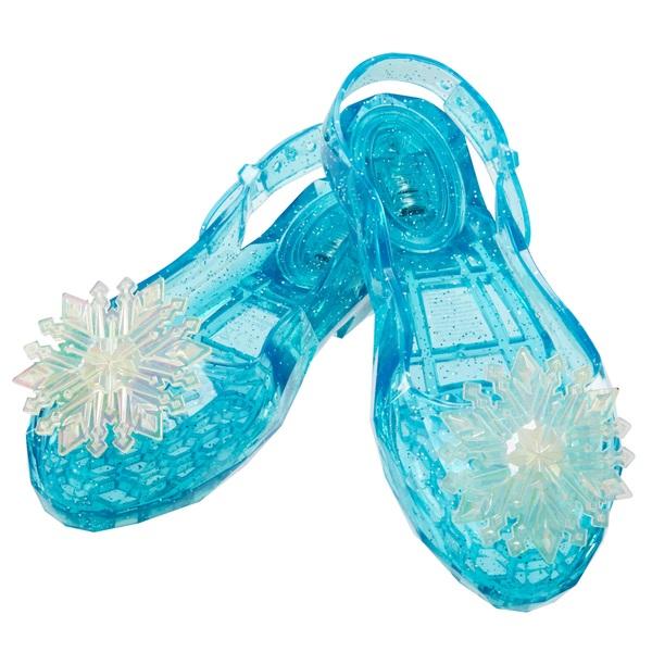 disney frozen elsa icy blue shoes disney frozen uk. Black Bedroom Furniture Sets. Home Design Ideas