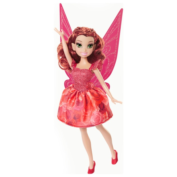 Disney Fairies 23 cm Classic Flora Fashion Rosetta