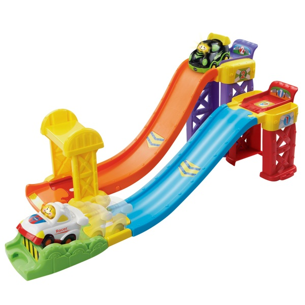 Lego Car Race Ramp