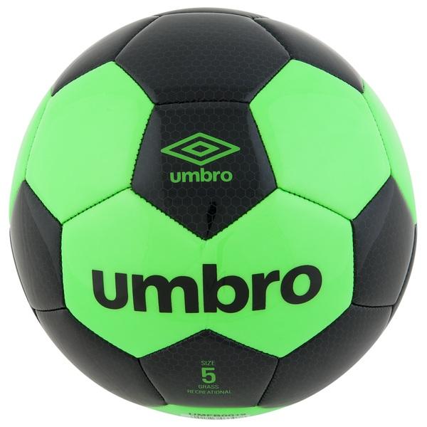 Umbro Green/Black Football Size 5