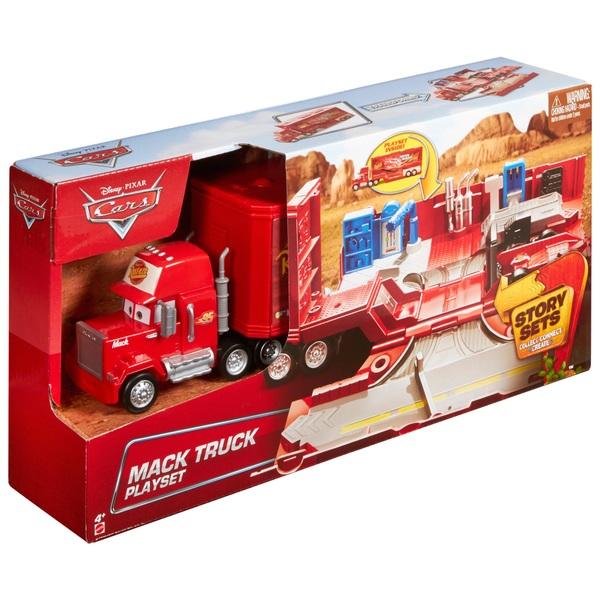 disney cars mack truck playset - Disney Cars Toys Truck