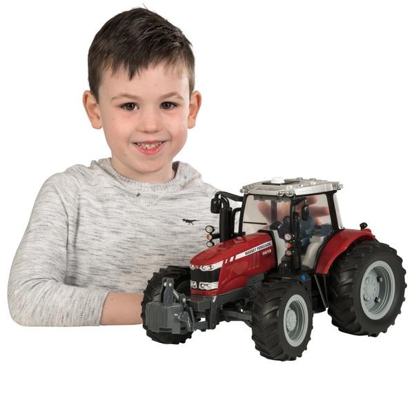 Britains 1:16 Massey Ferguson 6613 Tractor