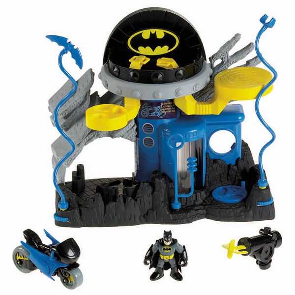 Imaginext DC Super Friends Batman Command Centre