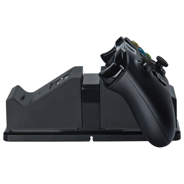 Xbox One Dual Charging Station Black