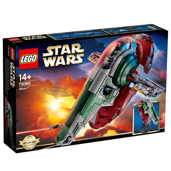 Lego 75060 Star Wars The Slave I Lego Star Wars Ireland