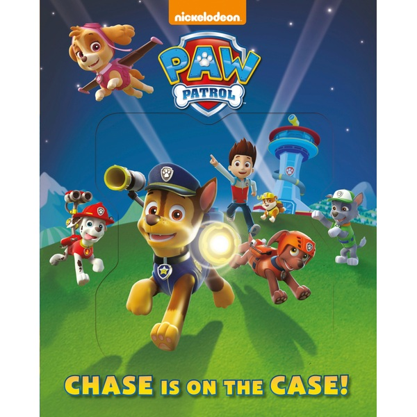 Nickelodeon Paw Patrol Chase Is On The Case - Lenticular