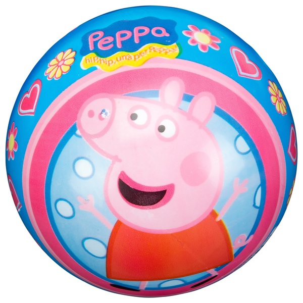 14cm Peppa Pig Play Ball