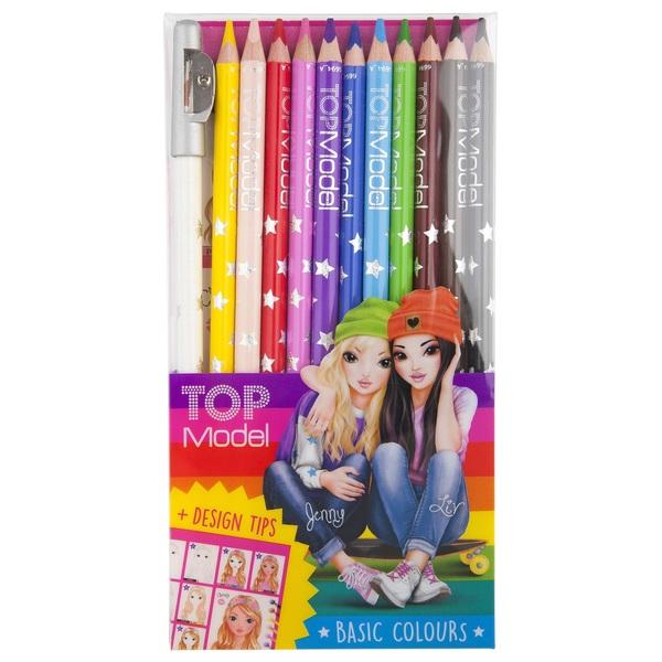 TOPModel Coloured Pencils