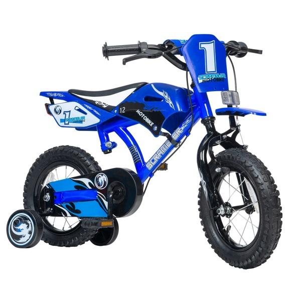 12 Inch Scrambler Bike
