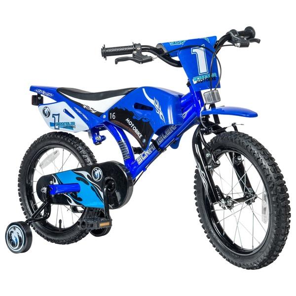 16 Inch Scrambler Bike