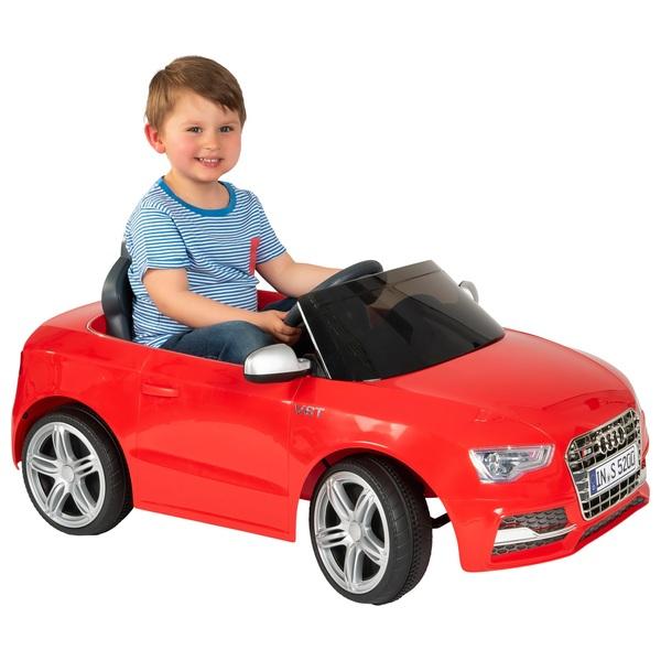 Audi S5 Cabriolet 6V Ride On