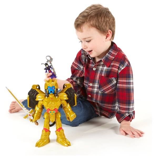 Imaginext Power Rangers Deluxe Figure Assortment