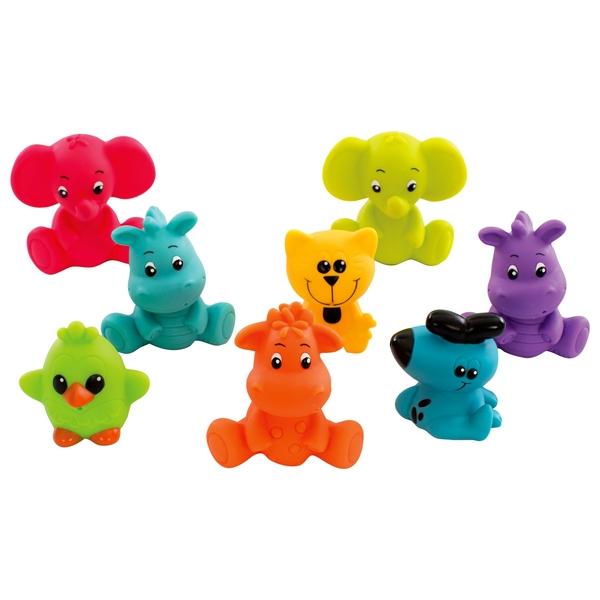 Playgro Fun in the Tub Jungle Squirtees Bath Toy