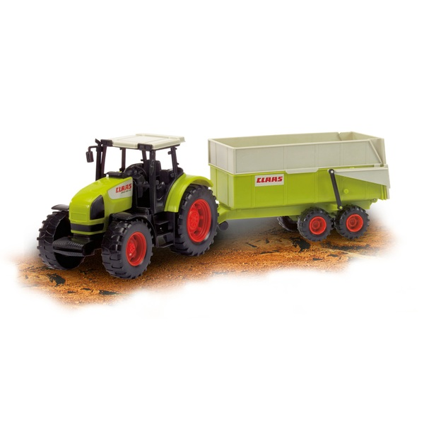 Claas Ares Set with Tractor