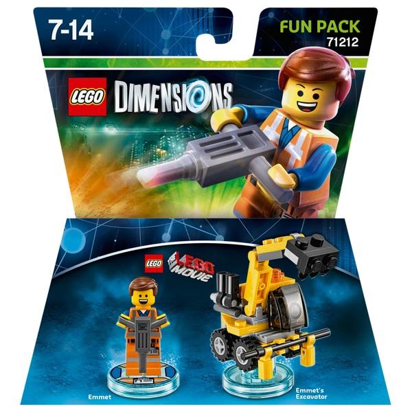 LEGO Dimensions Fun Pack: The LEGO® Movie Emmet