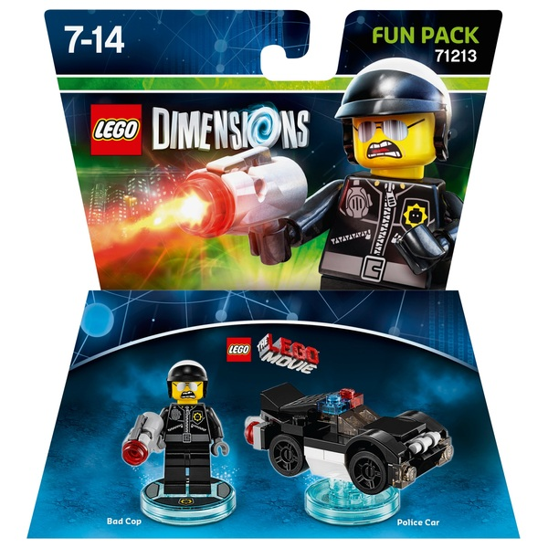 LEGO Dimensions Fun Pack: The LEGO® Movie Bad Cop
