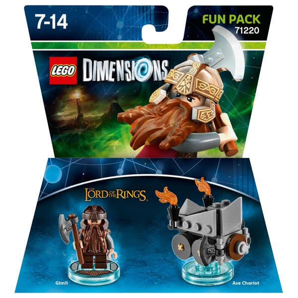 LEGO Dimensions Fun Pack: Lord of the Rings Gimli