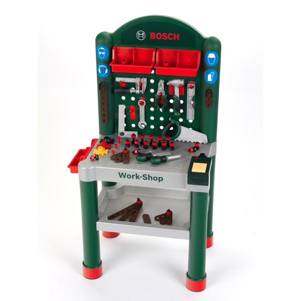 Bosch Workbench With 79 Accessories Tool Sets Uk