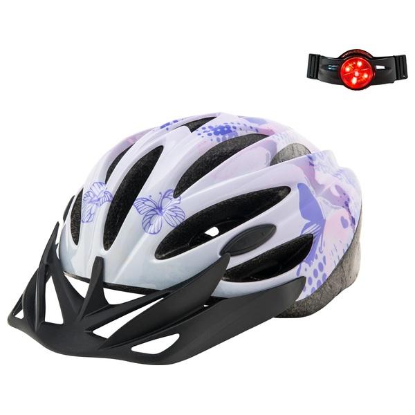Purple Helmet (Size 50-52cm)