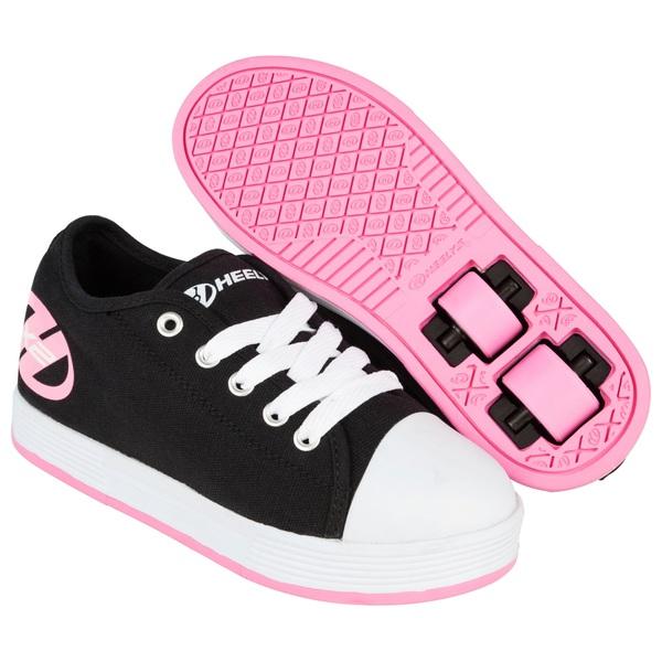 Heelys Fresh Black/Pink UK 12