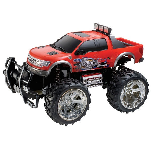 1 8 Ford Raptor Radio Controlled Jeep