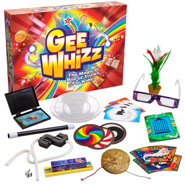 Gee Whizz The Magical Box Of Tricks Magic Ireland