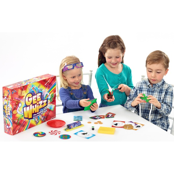Gee Whizz The Magical Box Of Tricks Magic Uk