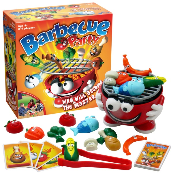 Barbecue Party Board Game