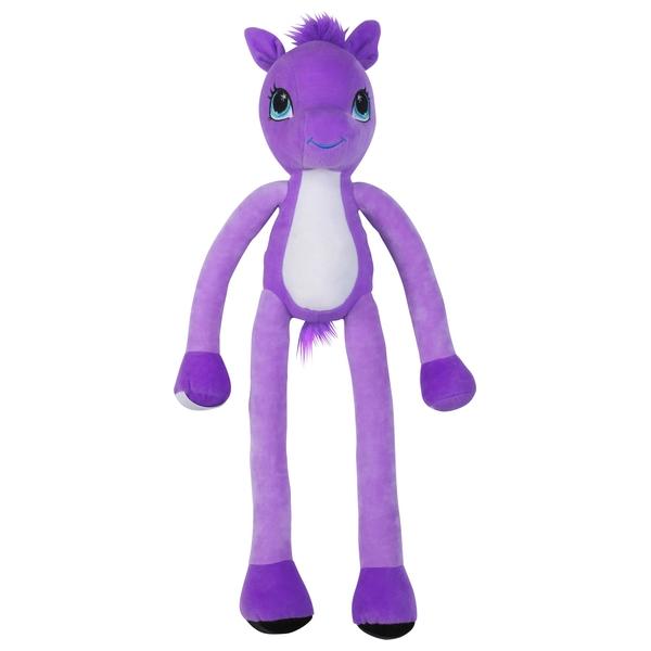Stretchkins Classic Purple Pony 74cm