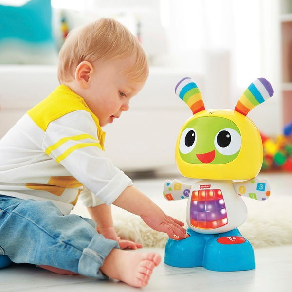 Fisher-Price Bright Beats Dance & Move BeatBo Toddler Toy