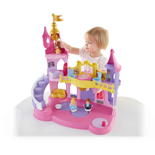 Little People Disney Princess Musical Dancing Palace