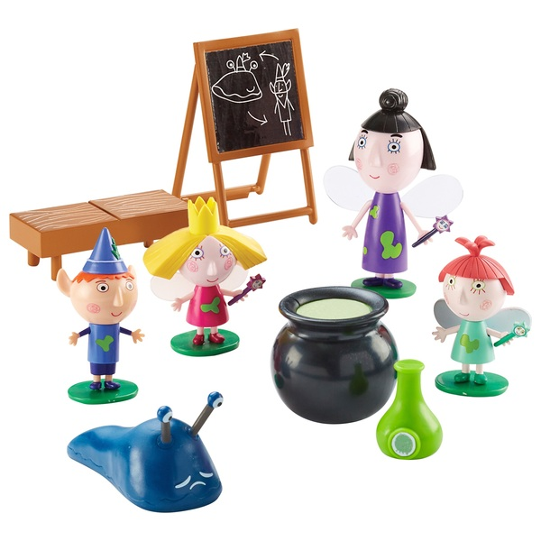 Ben & Holly Magic Class Set