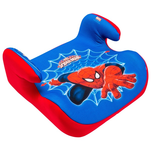 spider man group 3 car booster seat car seat boosters uk. Black Bedroom Furniture Sets. Home Design Ideas